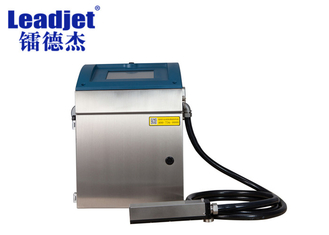 Pipe Expiry Date Expiry Date And Batch Number Printing Machine 5*7 Dots